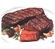 Kansas City Steak Co. (6) 10oz Strip Steaks - M34774