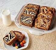 Craft House Bakery (14) 3.5 oz Individually Wrapped Babka - M56274