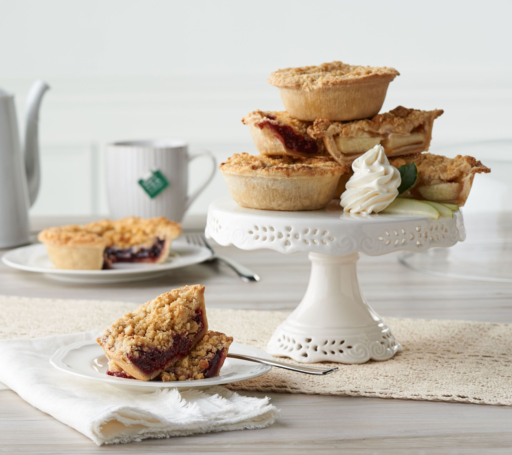 The Real Pie Co. — Kitchen & Food — QVC.com