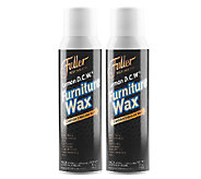 Fuller Brush Set of 2 Lemon DCW Furniture Wax - M102375