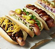 Sahlens (42) 2.28 oz. Smokehouse Hot Dogs - M47475