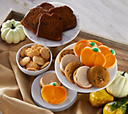 Cheryls 45 Piece Pumpkin Lovers Cookie & Cake Assortment - M51675