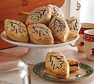 Authentic Gourmet (18) Italian Custard Filled Puff Pastries - M52775