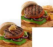 Kansas City Steak Company (20) 4.5 oz. Steakburgers - M47076