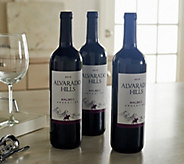 Vintage Wine Estates 3 Bottle World Wine Tour Set - M51476