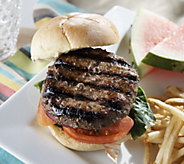 Kansas City Steak Company (24) 6 oz. Brisket Burgers - M51976