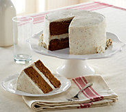 Ships 12/12 Delectable Cakery 4 lb. Sweet Potato Layer Cake - M52976
