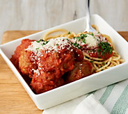 Mama Mancinis (6) 15-oz Bags Bacon Parmesan Meatballs with Sauce - M58276