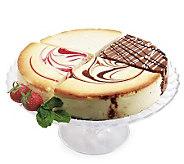 Juniors 10 4-Flavor Cheesecake Sampler - M106277
