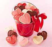 Cheryls Valentines Day Pail of Hearts - M115677