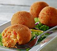 VIP Seafood (10) 3 oz. Lobster Mac N Cheese Balls - M48477