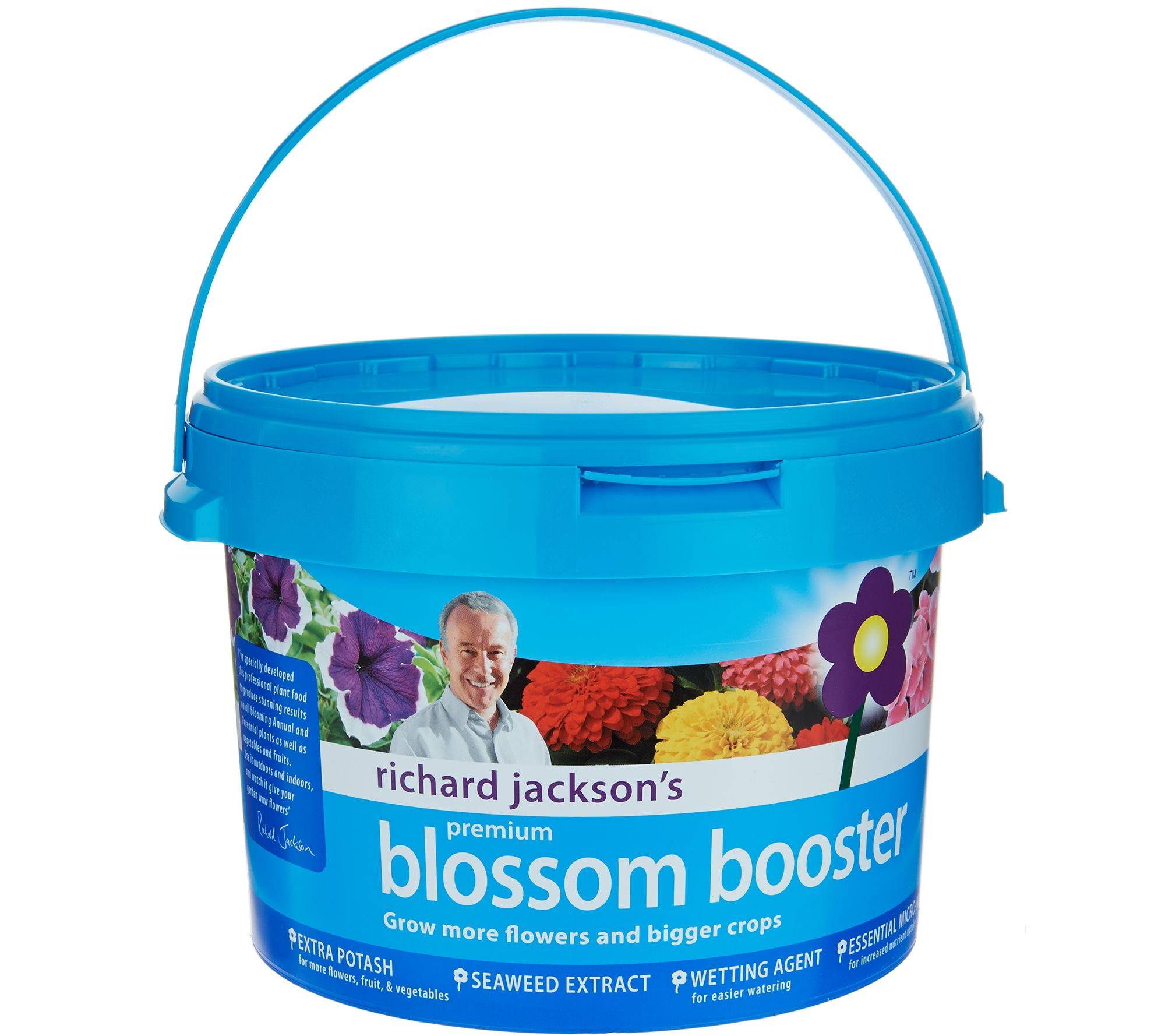 Richard Jackson Blossom Booster Concentrate Fertilizer 4.5lb - Page 1 ...