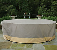 Patio Armor Ultra Mega Furniture Cover with Rip Stop Fabric - M54077