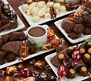 Harry London 5-lb Chocolate Assortment with 12 Holiday Gift Boxes - M57177