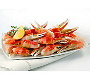 Anderson Seafoods 4lbs Cracked Snow Crab Claws - M115978