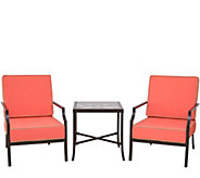 Ships 2/22/16 Scott Living 3-Piece Deep Seating Patio Set - M50178