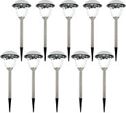 Paradise 10-piece Solar Light Set - M52278