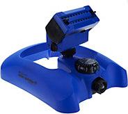 Ultimate Innovations Multi-Function Sprinkler w/ Shut Off Timer - M55778