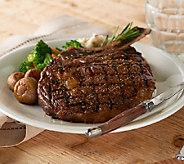 Kansas City (4) 18 oz. Frenched Bone-in Ribeye Steaks - M46679