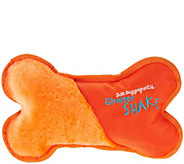 Shelter Shake Wiggling and Barking Pet Toy from Jill Rappaport - M51079