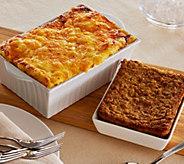 Ships 11/7 St. Clair 4 lb. Mac N Cheese w/ 2lb Sweet Potato & 2lb Cornbread - M51279