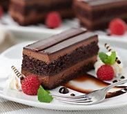 Classic Cake 3.5 lb. Individually Sliced Gourmet Cake - M53479