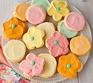 Cheryls 32-pc Spring Frosted Cookies Auto-Delivery - M58579