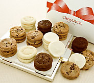 Cheryls 24-Piece Assorted Cookie Box - M111580