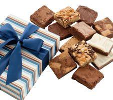 Cheryl's Fathers Day Brownie Box