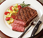Kansas City Steak Company (4) 16-oz Bone-in Strip Steaks - M116580