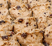 Davids Cookies (2) 43-oz Oatmeal Raisin Cookie Dough Boxes - M116680