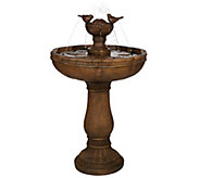 Bernini Dancing Waters Rechargeable Fountain - M49180