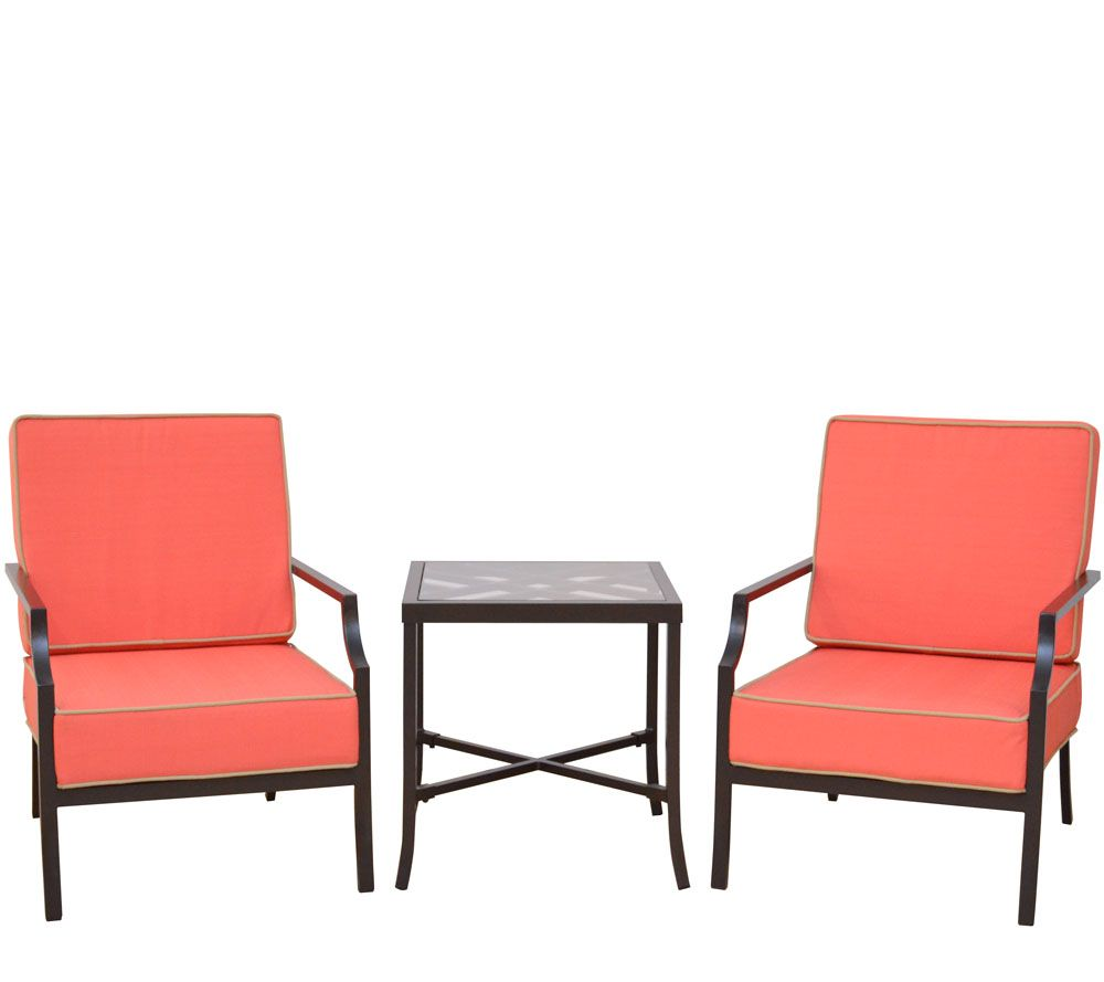 Scott Living 3-Piece Deep Seating Patio Set