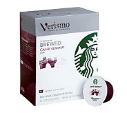 Starbucks Verismo Verona Coffee Pods - 72-pc - M113481