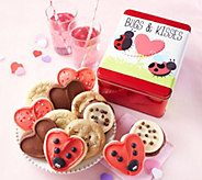 Cheryls Bugs and Kisses Gift Tin - M115681