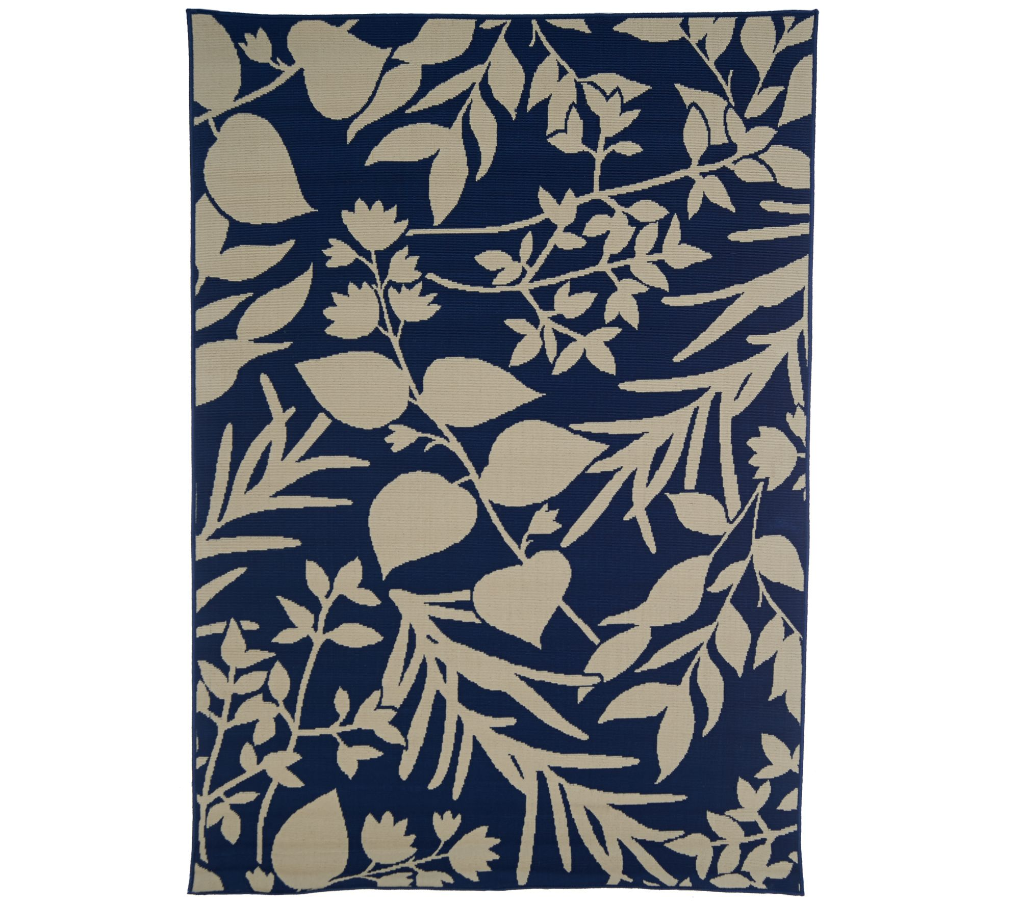 Tommy Bahama Indoor Outdoor 5x7 Botanical Rug Page 1