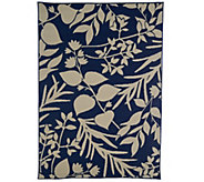 Tommy Bahama Indoor/Outdoor 5x7 Botanical Rug - M48181