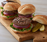 Kansas City Steaks (24) 4.5 oz. Steakburgers Auto-Delivery - M55781