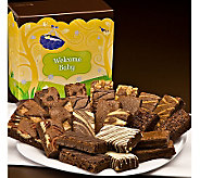 Fairytale Brownies 24 Count Snack Size WelcomeBaby Gift Box - M110382