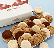Cheryls 48-Piece Assorted Cookie Box - M111582