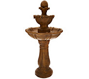 Bernini Capri Rechargeable Garden Fountain - M52082
