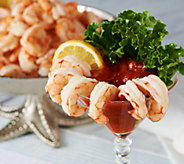 Anderson Seafoods 3 lbs. of Wild Patagonian Pink Shrimp - M54582