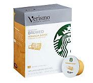 Starbucks Verismo Veranda Coffee Pods - 72-pc - M113483