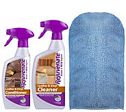 Rejuvenate Leather/Vinyl Cleaner, Conditioner &Mitt Kit - M114983