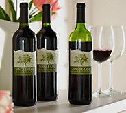 Ships 3/14 Vintage Wine Estates Winery Favorites 3-Bottle Set - M50183