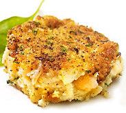 Stone Silo (12) 3-oz Seafood Cakes - M107284