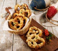 The Perfect Gourmet (12) 3.5-oz Gourmet Crab Pretzels