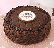 Juniors 7 Happy Birthday Devils Food Cheesecake - M115584