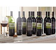 Ships 3/14 Vintage Wine Estates Winery Favorites 12-Bottle Set - M50184