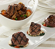 Kansas City (2) 1lb. Tenderloin Tips and (12) 2oz. Medallions Auto-Delivery - M53884